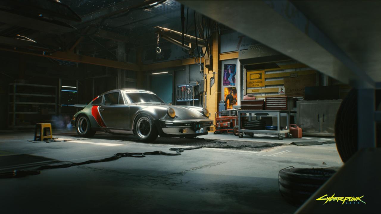 Cyberpunk-2077-Porsche-911