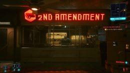 Cyberpunk 2077 The Gun Collect Your Gun From Wilson