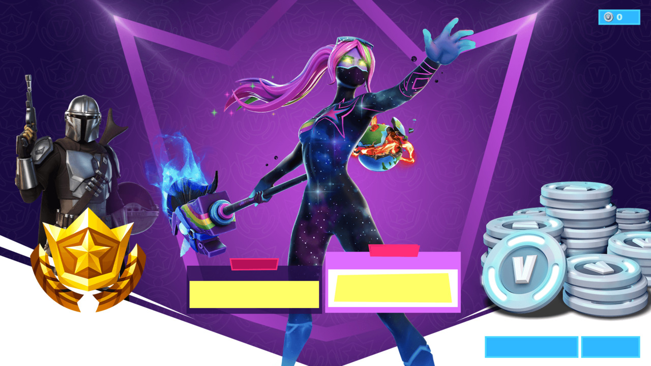 Fortnite Season 5 Mandalorian Leak