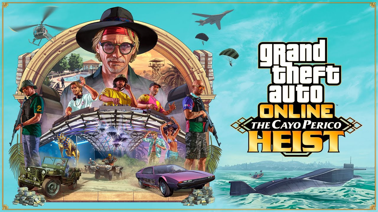The Cayo Perico Heist Patch Notes, Release Date, New Locations, Songs, an