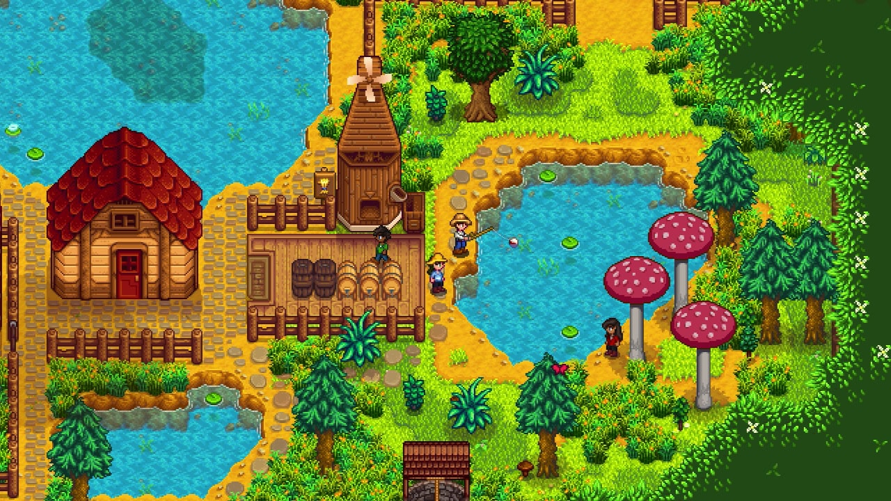 Stardew-Valley-Gameplay