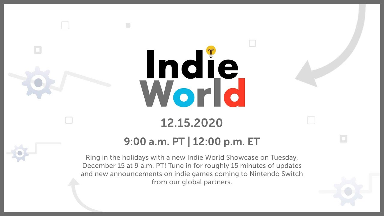 New Indie World Presentation Coming Tomorrow