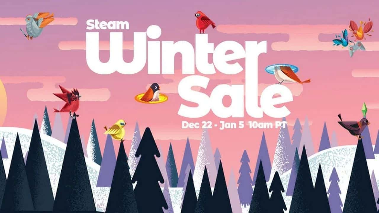 Steam's Winter Sale 2020 Has Officially Launched