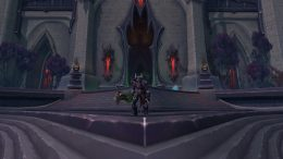 World of Warcraft Shadowlands Castle Nathria Raid Unlock Times and Dates