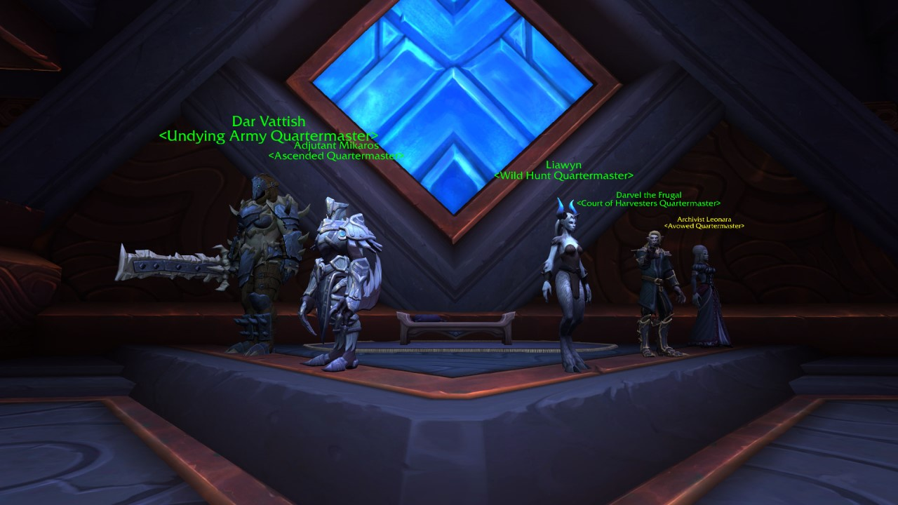 wow-shadowlands-covenant-quartermasters