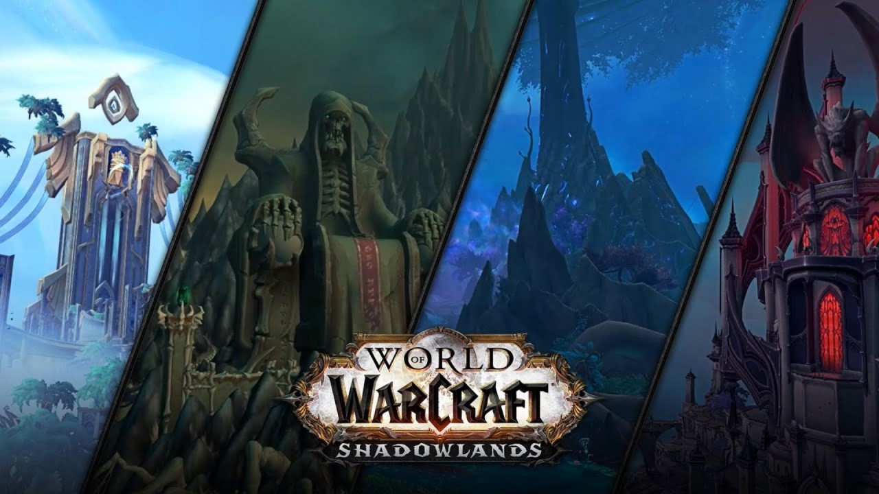 Five Changes That Would Drastically Improve Shadowlands