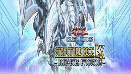 Blue-Eyes Evolution Structure Deck EX