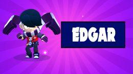 Brawl Stars - Edgar