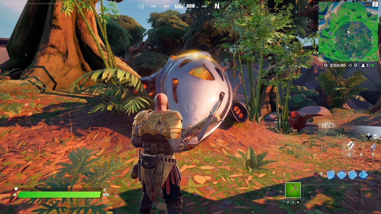 Fortnite-Predator-Pod