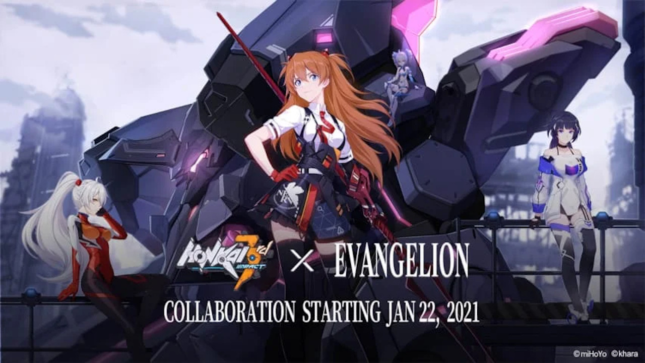 Honkai_Impact_3rd_Neon_Genesis_Evangelion_Crossover