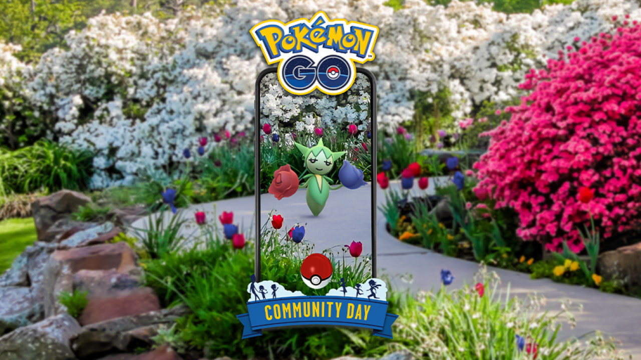 Pokemon-GO-February-2021-Community-Day-to-Feature-Roselia