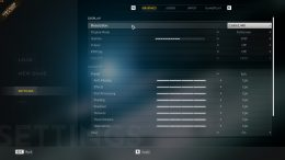 Everspace 2 PC Graphics Settings