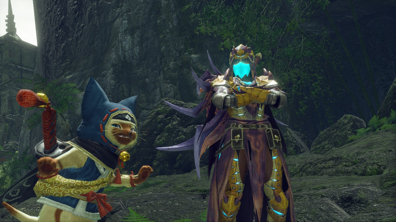 Monster Hunter Rise is a Clever Mix of New and Old