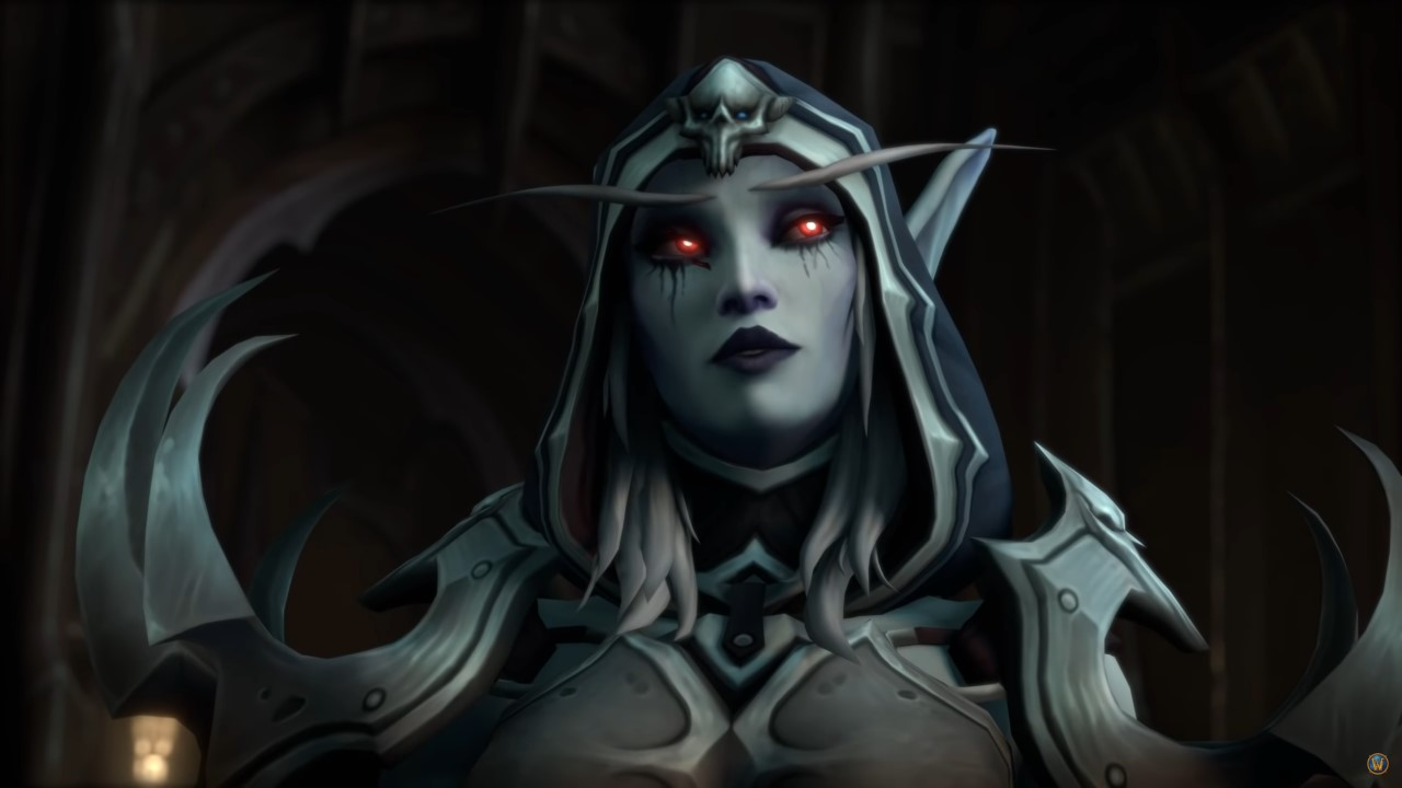 Latest Shadowlands Cutscene Teases a Possible Redemption Arc for Sylvanas - She Doesn't Need One