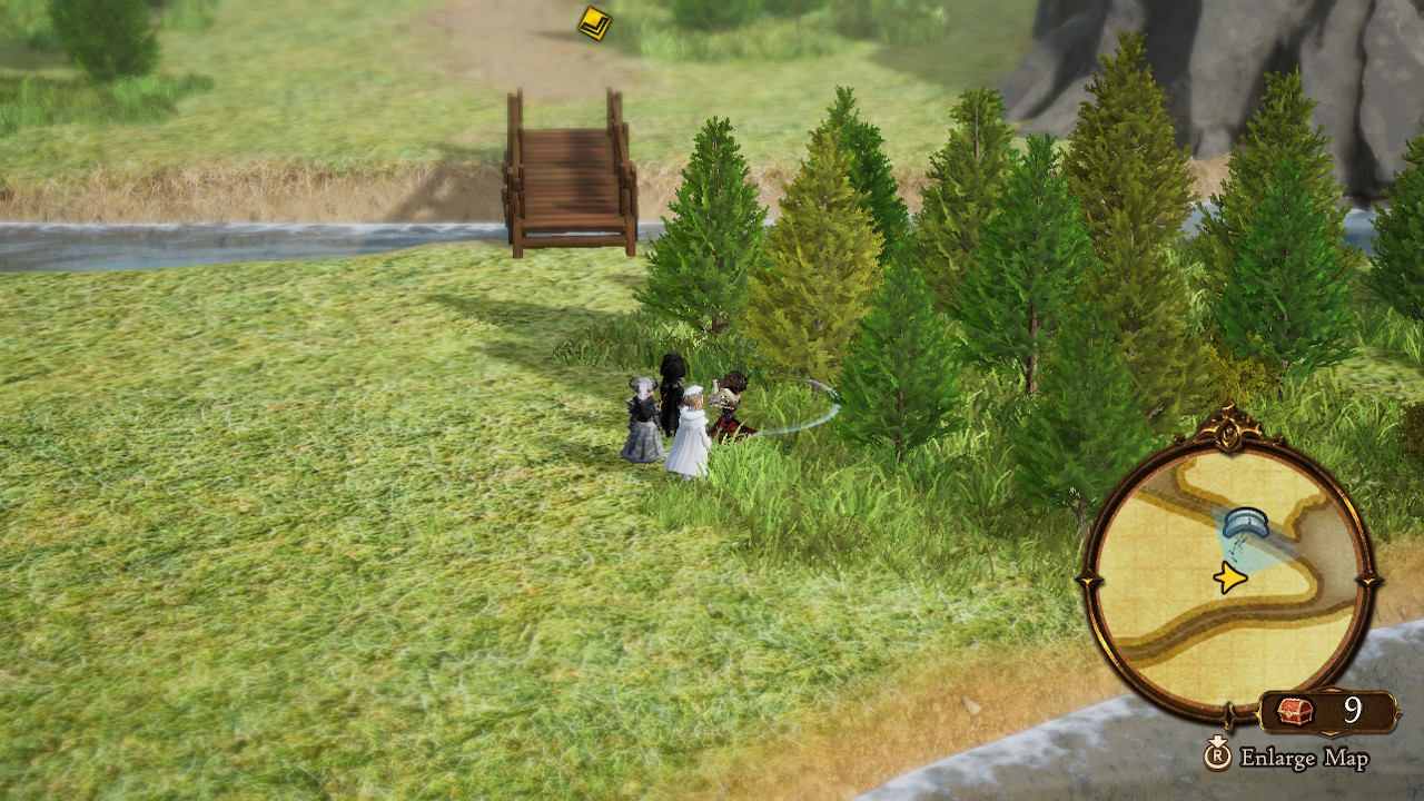 Bravely_Default_2_cutting_trees