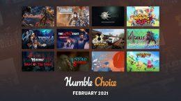 Humble Choice February 2021