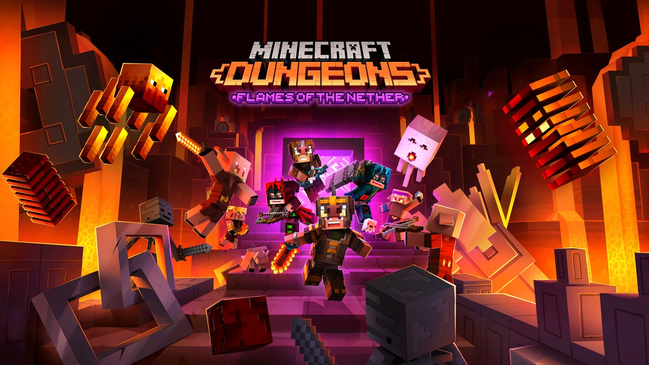 Minecraft-Dungeons-Flames-Nether