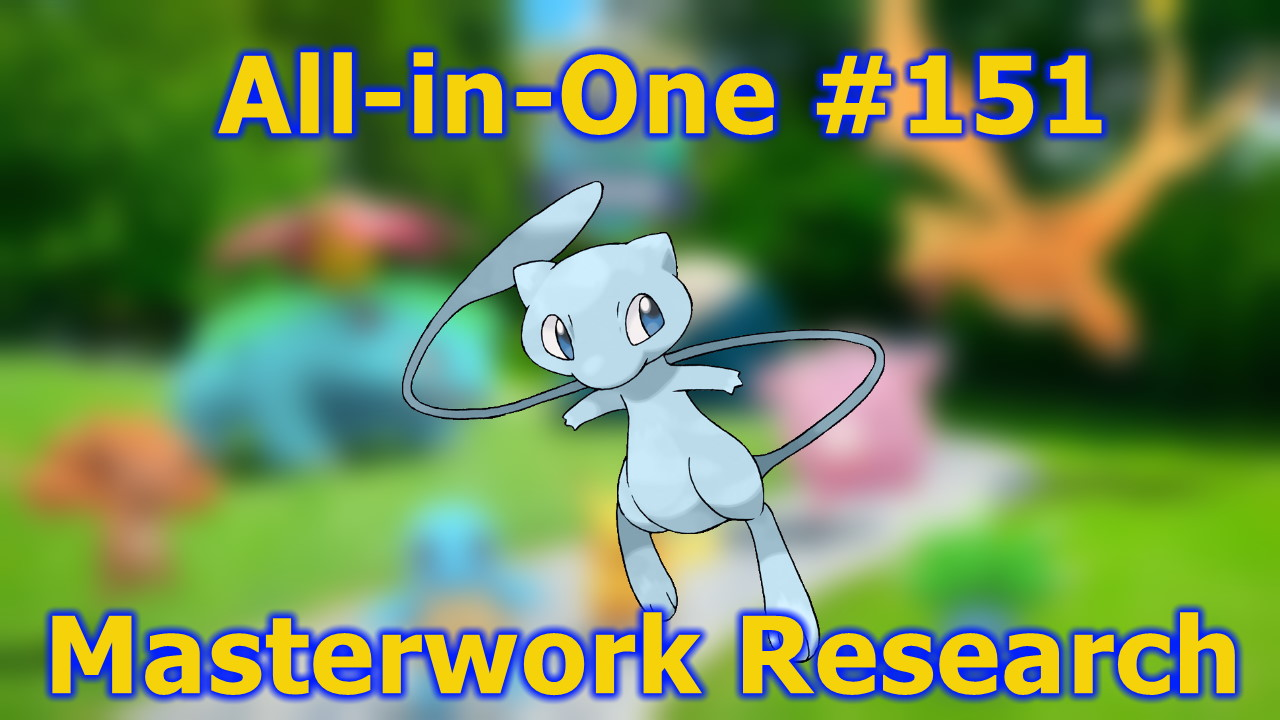 Pokemon-GO-Tour-Kanto-All-In-One-151-Masterwork-Research-Guide