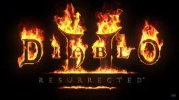 BlizzConline: Diablo 2 Resurrected Updates the Graphics, Adds Cross-Progression