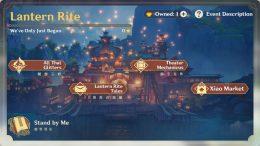 Genshin Impact Lantern Rite Guide