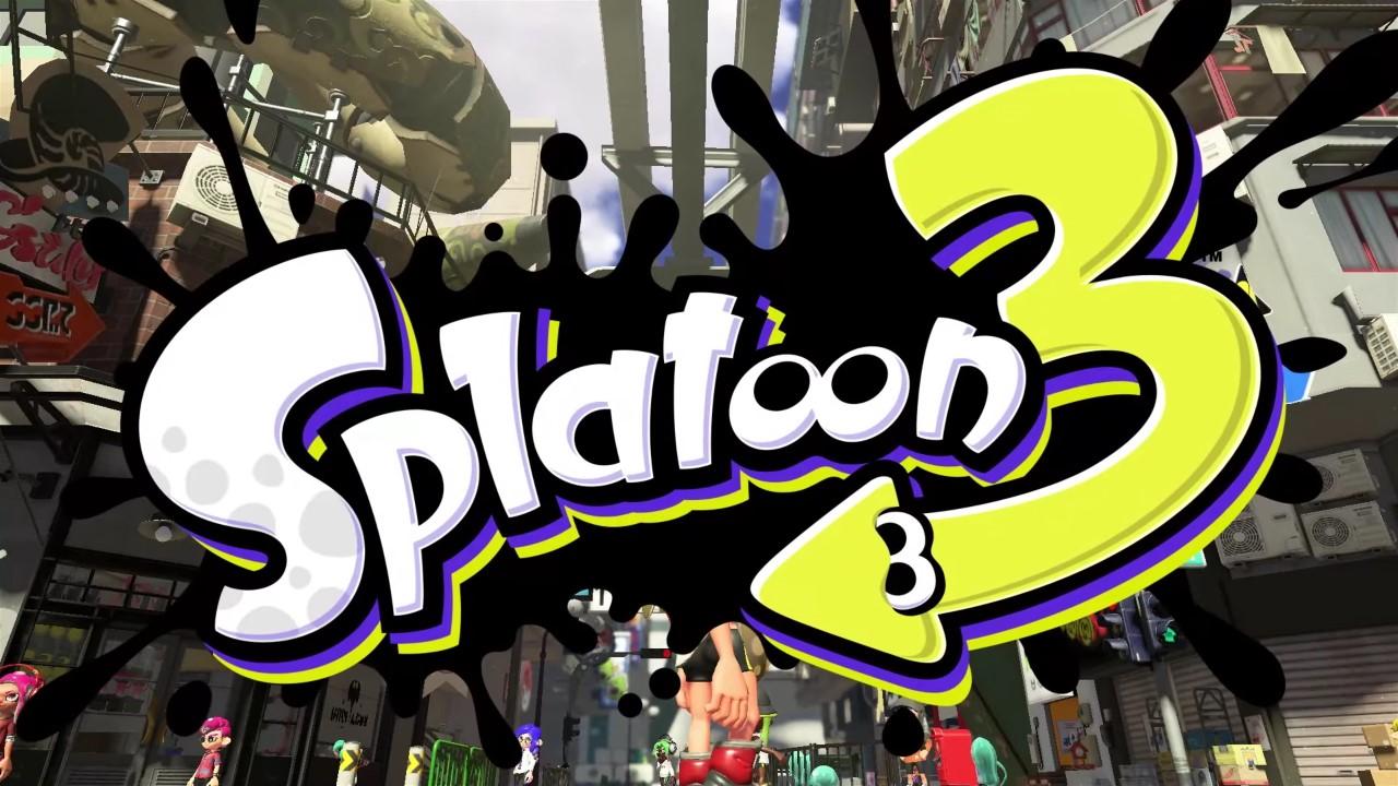 Splatoon 3 Announced During Nintendo Direct
