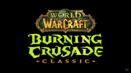 BlizzConline: Return to Outland in Burning Crusade Classic