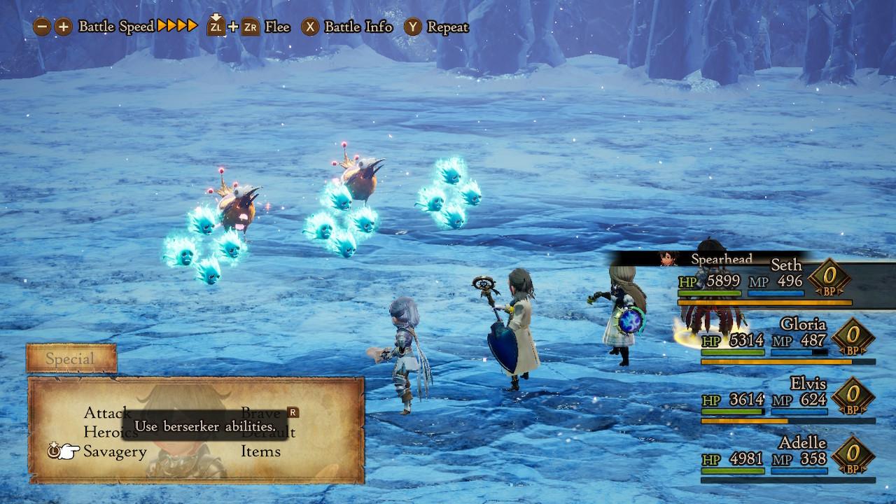 Bravely_Default_2_mimic_chest_fight
