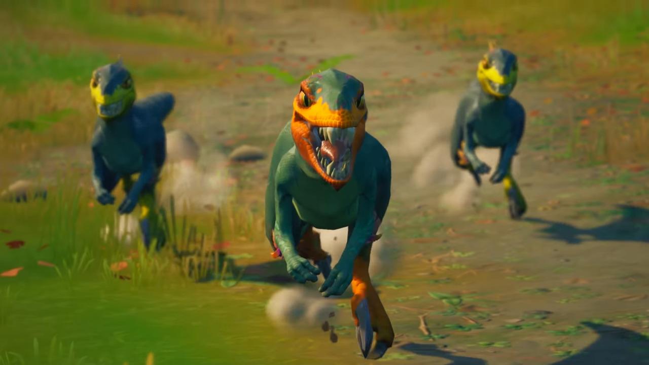 Fortnite-Raptor-Tame