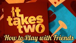 It Takes Two How to Play with Friends