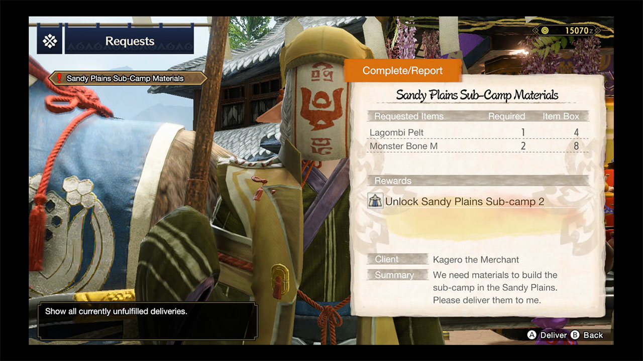 Monster-Hunter-Rise-How-To-Unlock-More-Sub-Camps-2
