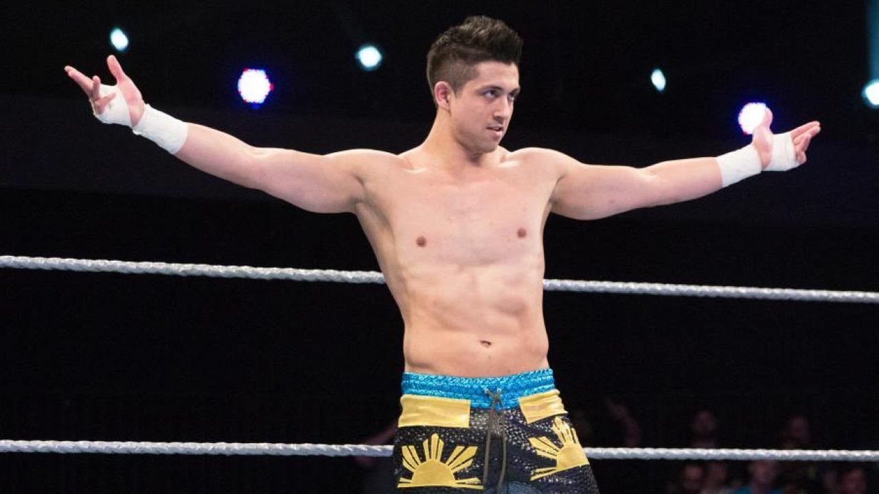 WWE 2K22 TJP