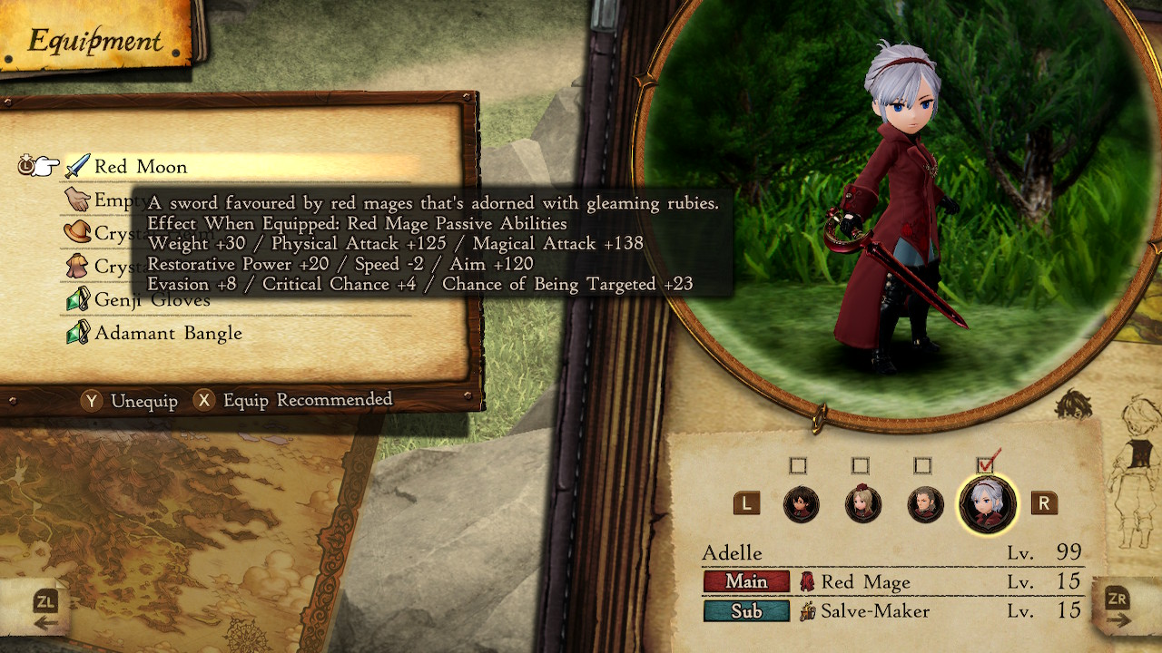 bravely-default-2-job-weapon-red-mage