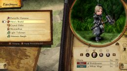 Bravely Default 2 Shieldmaster Job Weapon - How to Earn the Shieldmaster Job Weapon