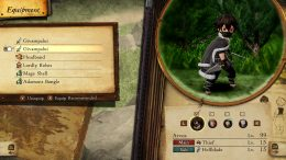 Bravely Default 2 Thief Job Weapon - How to Earn the Thief Job Weapon
