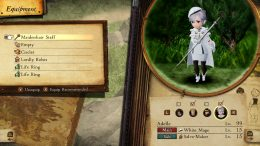 Bravely Default 2 White Mage Job Weapon - How to Earn the White Mage Job Weapon