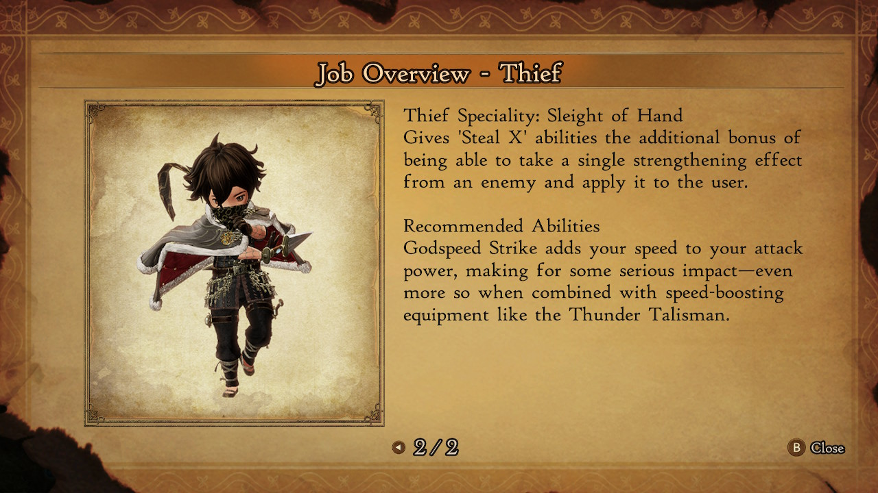 bravely-default-2-thief-guide