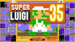 Mario 35 Luigi