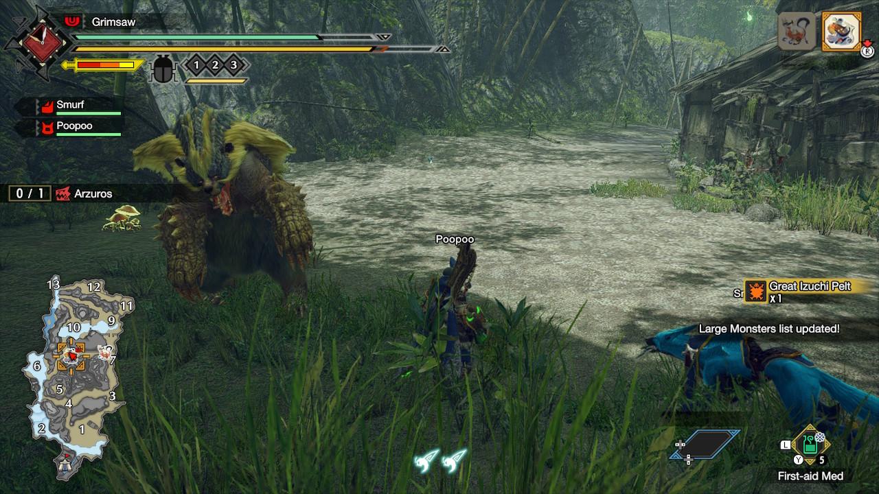 monster-hunter-rise-arzuros-fight