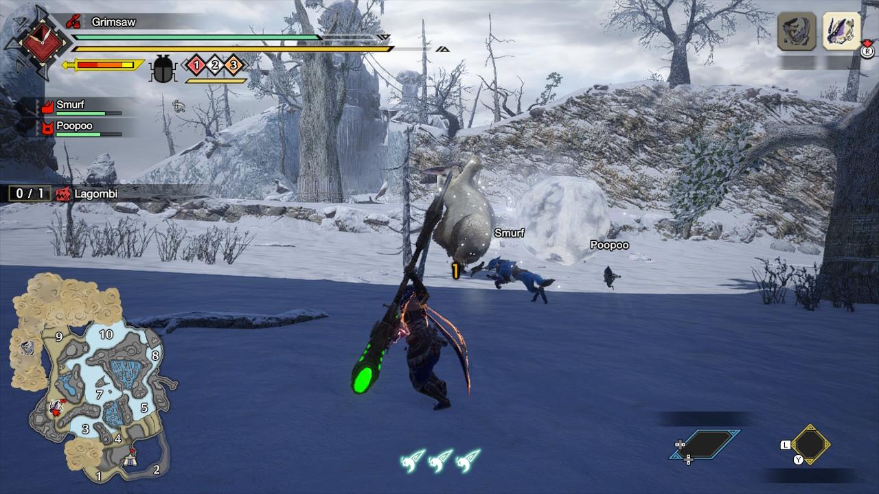 monster-hunter-rise-lagombi-fight