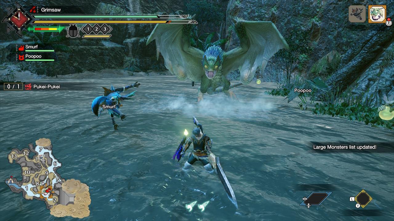 monster-hunter-rise-pukei-pukei-fight