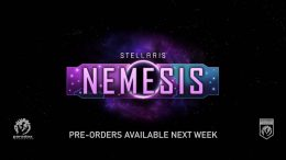 Become the Crisis in Stellaris: Nemesis Next Month