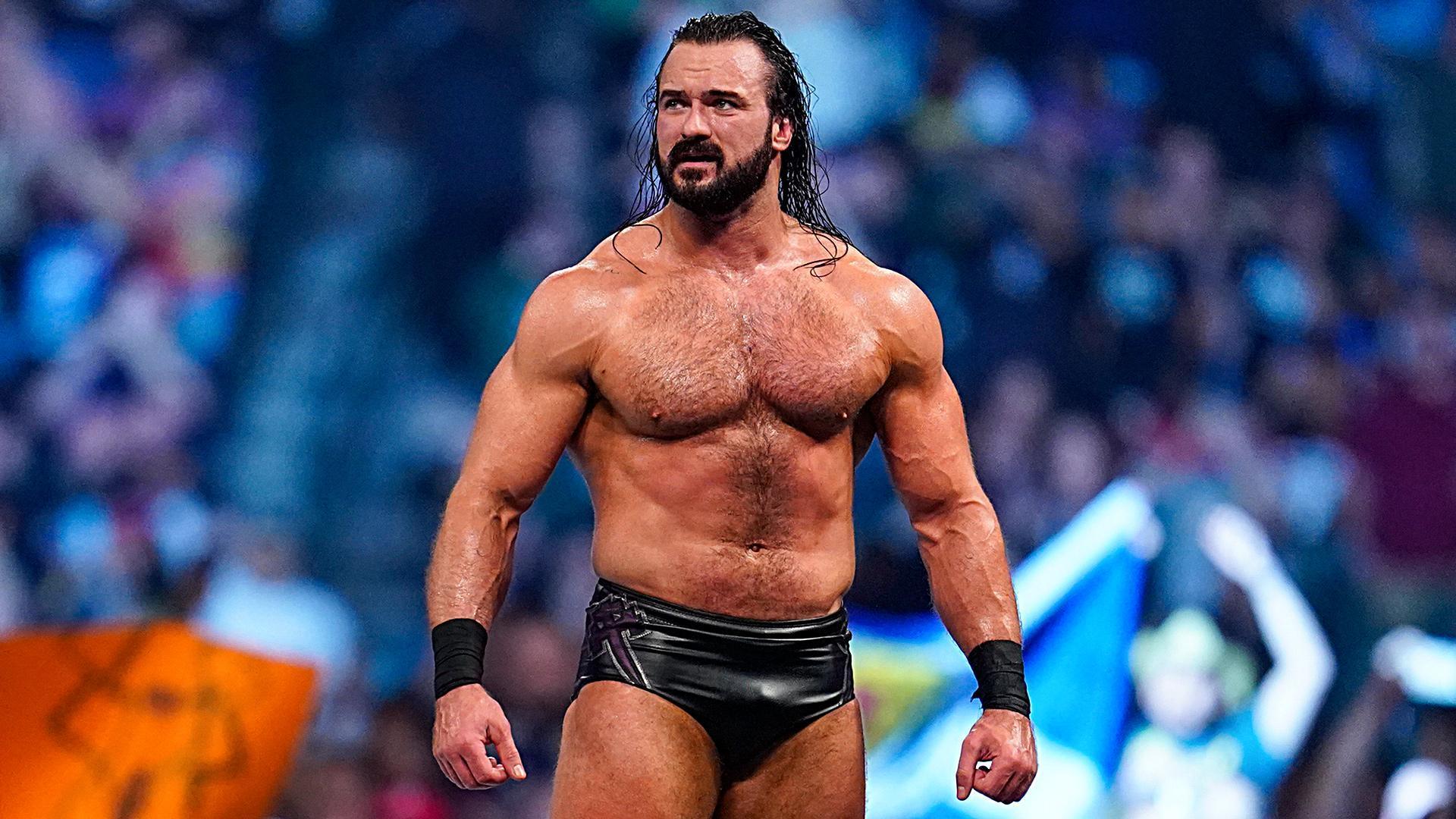 Drew WWE 2K22