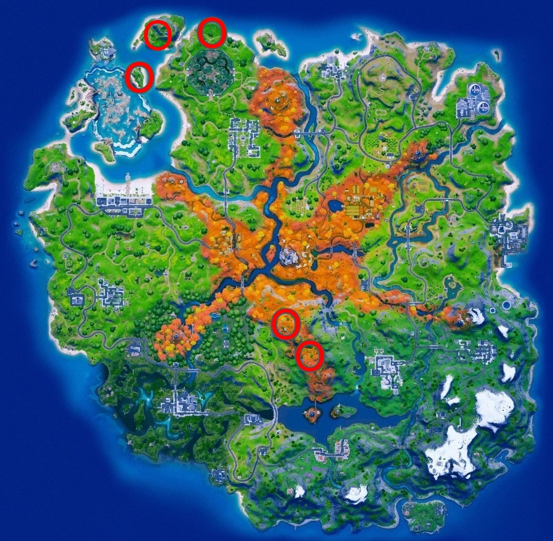 Fortnite-Bouncy-Egg-Locations-Map