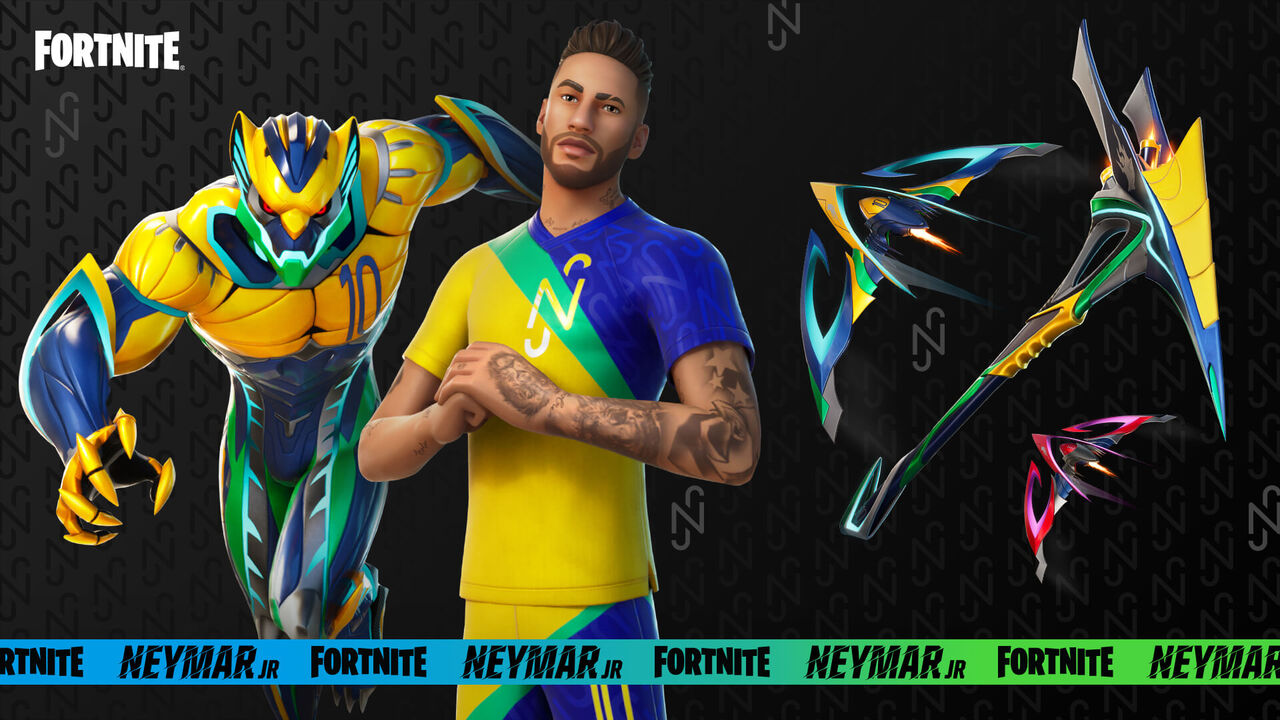Fortnite-Neymar-Jr-Skin