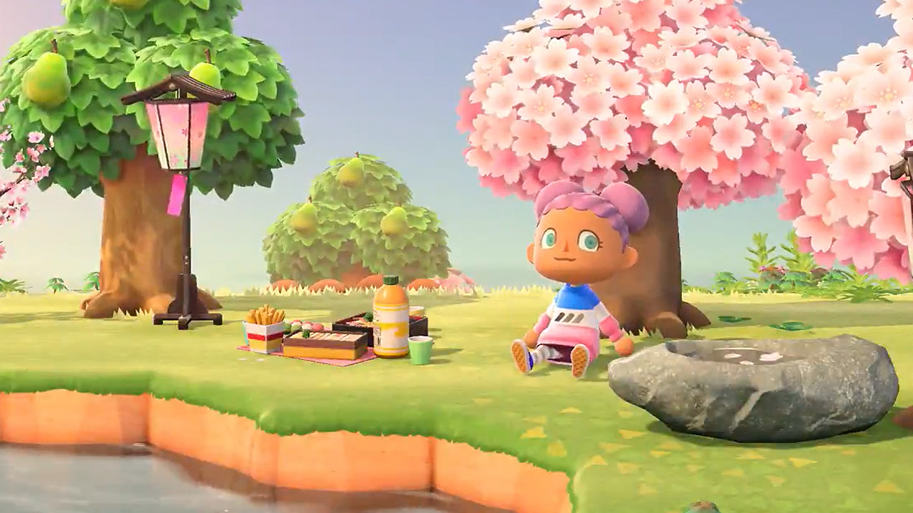 Animal Crossing New Horizons Cherry Blossom Diy Recipes List 2021 Attack Of The Fanboy
