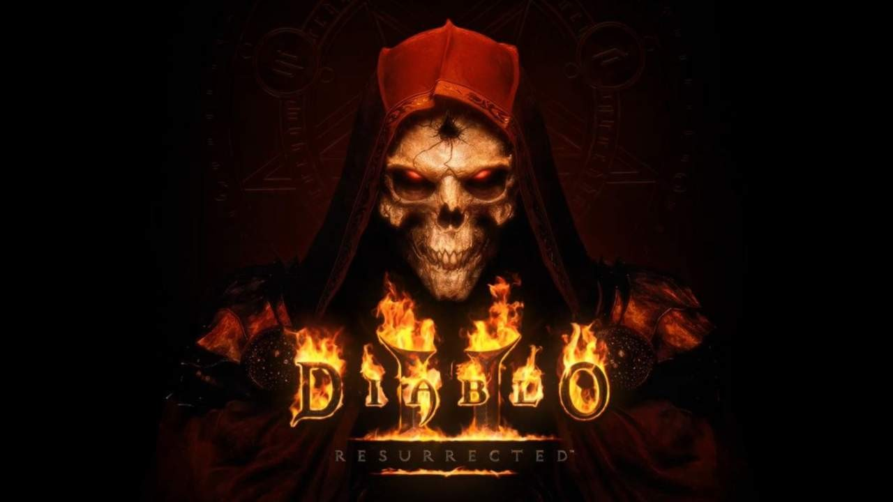 Diablo 2: Resurrected Technical Alpha