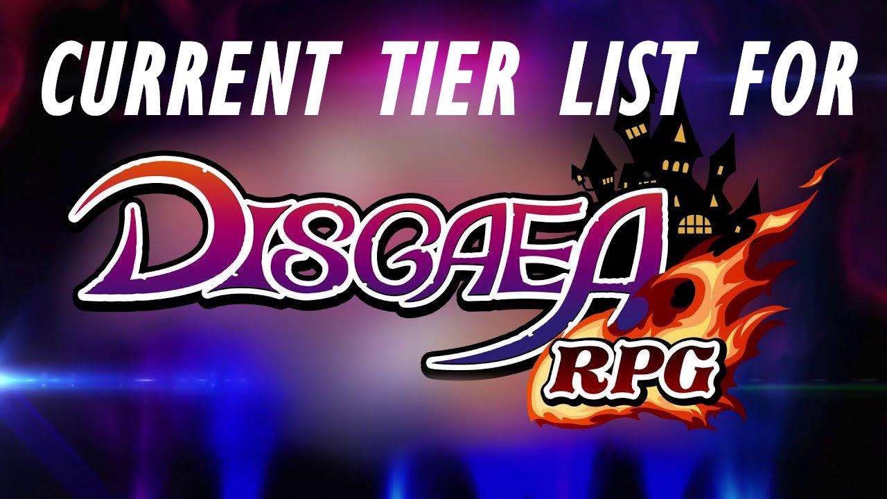 disgaea-tier-list