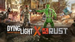 Dying Light Rust Crossover