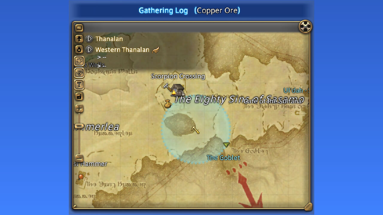 ffxiv-gathering-log-locations