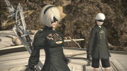 Final Fantasy 14: How to Unlock Nier Raid Tower at Paradigm's Breach